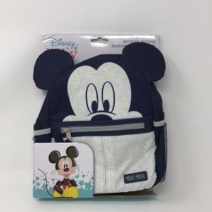 Disney Baby Mickey Mouse Backpack Harness NWT